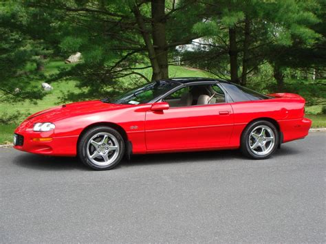 2000 camaro t top 2000 camaro ss low mint bright rally m6 t