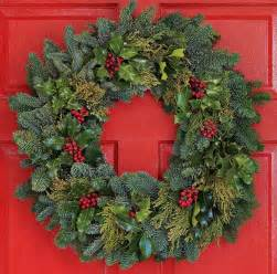 deck the walls and doors with these 23 holiday wreaths