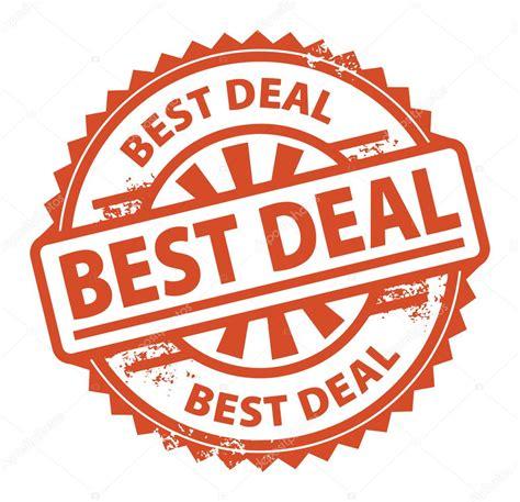 best deal best deal st stock vector 169 fla 29915139