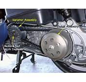 CVT Scooter Transmission  Multibodynet