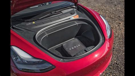 Model 3 Trunk
