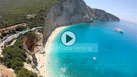 porto della grecia il panorama mozzafiato di porto katsiki nell isola di