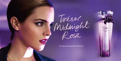 emma watson perfume emma watson for lanc 244 me quot tr 233 sor midnight rose fragrance