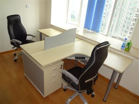 l shaped desk for two desks for two person office