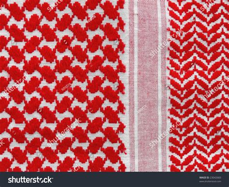 arab keffiyeh pattern arab keffiyeh pattern closeup more this stock photo