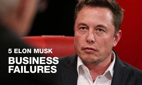 elon musk ideas elon musk s 5 biggest failed business ideas highsnobiety