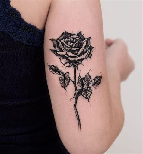 best 25 rosa ideas on tatuaje de rosas