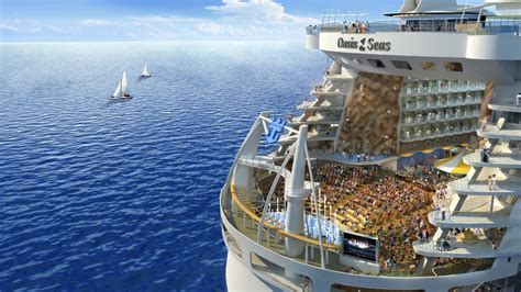 royal carribean royal caribbean oasis of the seas amazing places