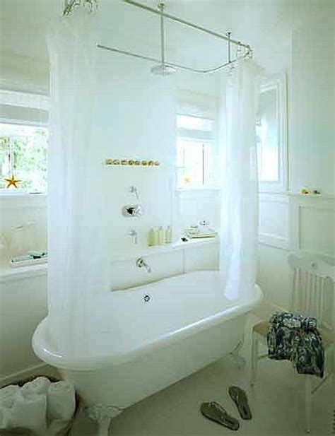 shower curtains for round tubs round shower curtain apothecary style bathroom pinterest