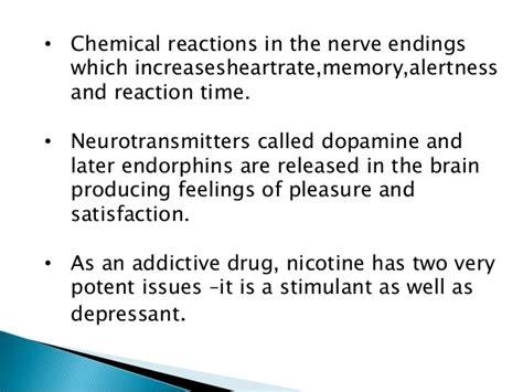 Nicotine Detox Time by Nicotine Addiction