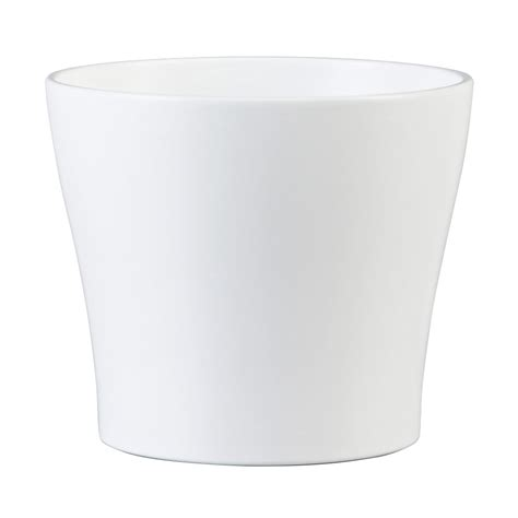 wilko terracotta plant pot 15cm at wilko com scheurich indoor plant pot pannacotta 15cm at wilko com