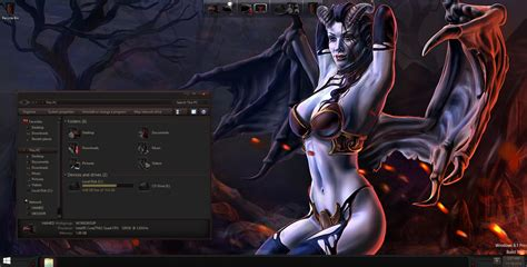 pc hot themes dota2 skin pack for windows 7 8 8 1 windows10 themes i