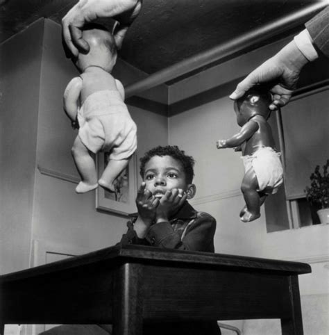 black doll and white doll experiment doctors kenneth and mamie clark and quot the doll test quot in the