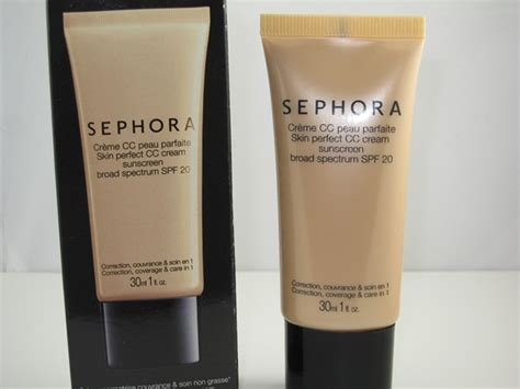 Sephora Cc sephora skin cc review swatches musings