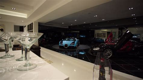 garage in living room the creator of minecraft has a living room in his garage check out the rest of his 70m house