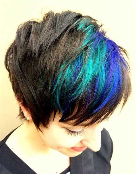 What Hair Color Goes Best With A Pixie Cut | 30 pixie hair color ideas pixie cut 2015