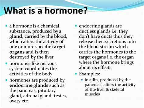 what is a what is a hormone defenderauto info