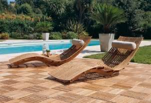 Pool Patio Furniture Modern Teak Patio Furniture Swimming Pool Teak Outdoor