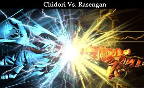 Futon Rasengan by Futon Rasengan Chidori Vs Rasengan