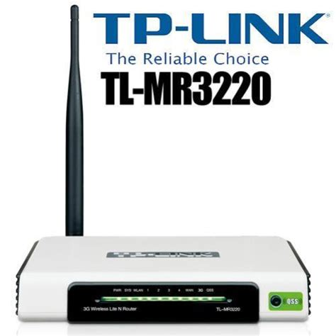 Wireless Router Untuk Media cny tp link tl mr3220 wifi n 150mbps end 1 3 2017 4 15 pm