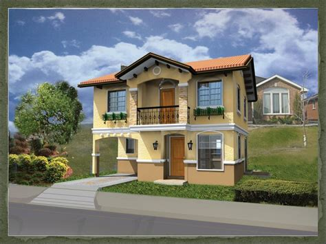 custom house plans with photos new houses for sale philippines info s on malls and real