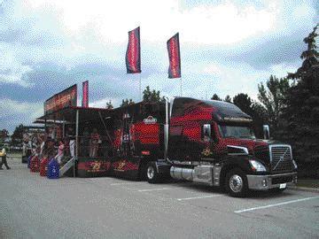 volvo heavy trucks canada volvo trucks canada hosts budweiser big rig truck