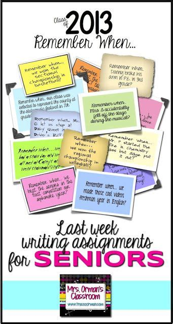 Writing Assignments For Middle School by Best 25 High School Writing Prompts Ideas On