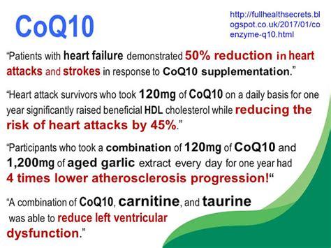 supplement q10 benefits amazing benefits of coenzyme q10
