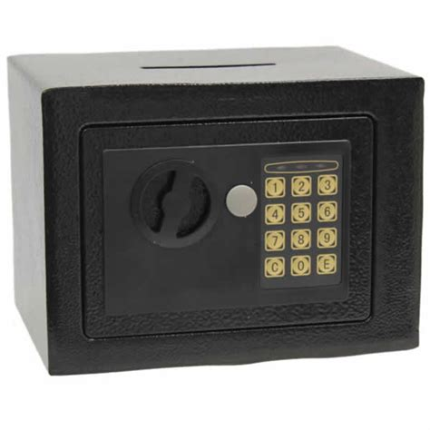 electronic digital home security safe with money box