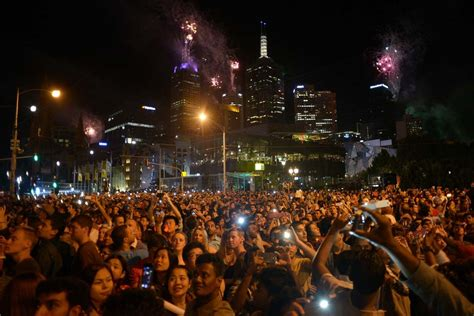 new year melbourne celebrations 2014 photo gallery new year celebrations the new daily