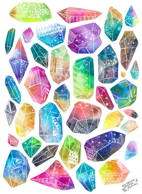 home design free gems 83 best crystal paintings images on pinterest gems