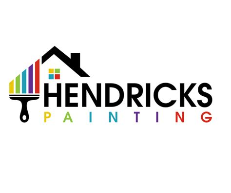 design a logo using paint epps painting llc logo design 48hourslogo com
