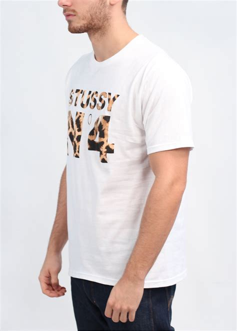 T Shirt Stussy N4 Harmony Merch stussy giraffe n4 t shirt white