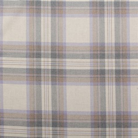 plaid curtain fabric 100 cotton tartan check pastel plaid faux wool sofa