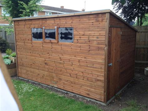 Garden Sheds 12x8 by Gallery Customer S Sheds Beast Sheds