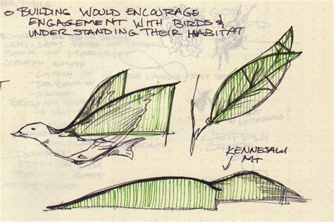 design concept leaf architectural design concept sketches google search