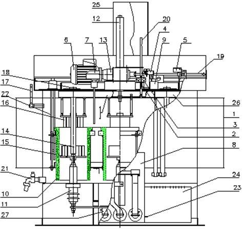 liquid resistor type starter fl 252 ssigkeitsanlasser