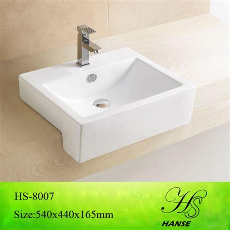 Porcelain Sink Price Hs 5005 Cheap Porcelain Sink Wash Sink Price