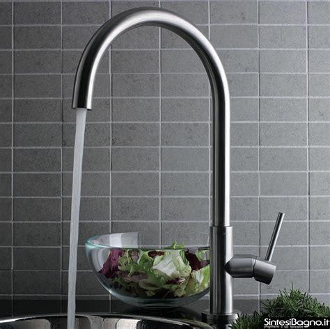 rubinetti miscelatori cucina casa moderna roma italy miscelatori cucina