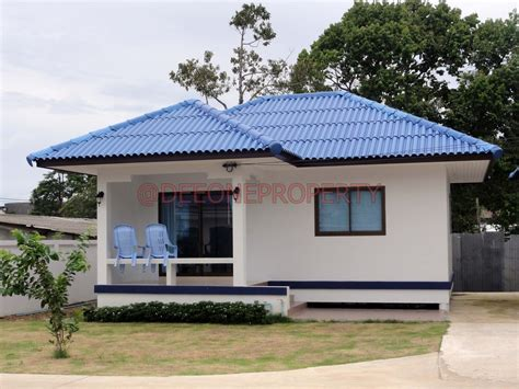 1 bedroom home new 1 bedroom house for rent kai bae koh chang