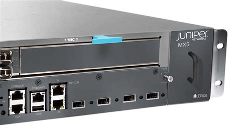 Jual Router 3 In 1 by Jual Juniper Mx5 3d Universal Edge Router Jfx Store