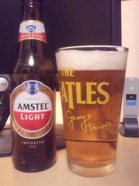 Amstel Light Content by Amstel Light Beers And Ears