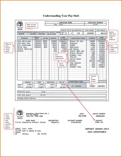 Microsoft Office Pay Stub Template by Adp Pay Stub Templates Html Autos Weblog