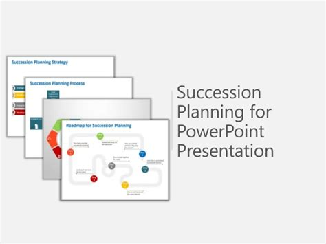 Succession Planning Process Powerpoint Template Powerpoint Planning Template