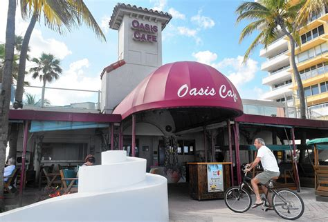 Oasis Detox Ft Lauderdale Fl by Fort Lauderdale To Evict Oasis Cafe From Its Beachside