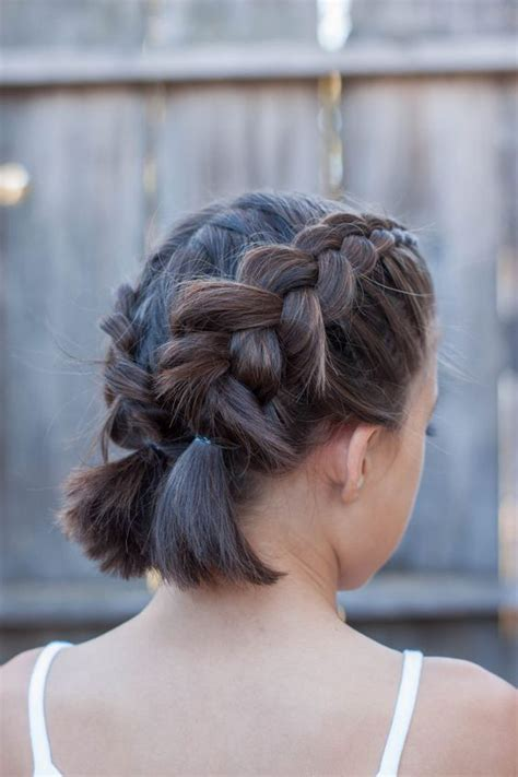cute hairstyles braids short hair 16 easy and cute braided hairstyles for short hair gurl