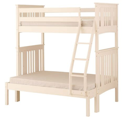 Bunk Bed Guard Canwood 2154 1 Canwood Base C Bunk Bed With Ladder Guard Rail White