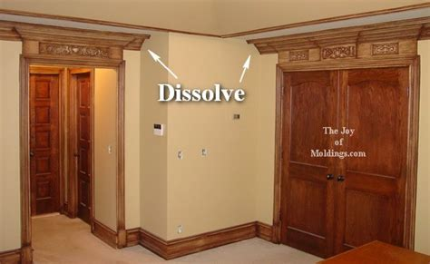 bedroom crown molding four ways to terminate a crown molding the joy of moldings com