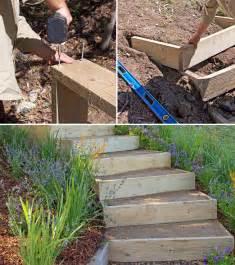 garden stairs step by step diy garden steps and stairs the garden glove