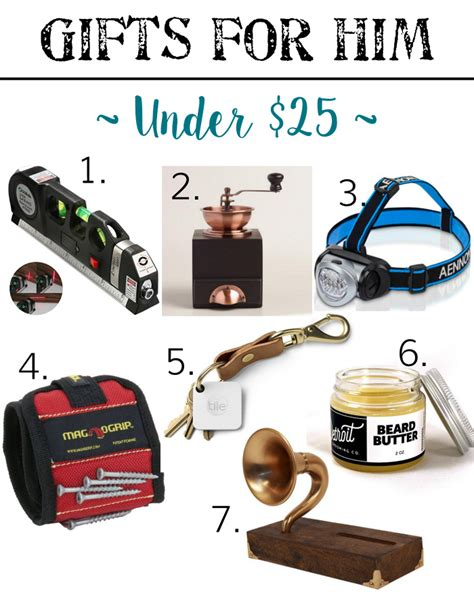 gifts under 25 holiday gift guide 2016 a giveaway bless er house